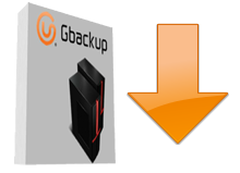 Download the latest Gbackup Software